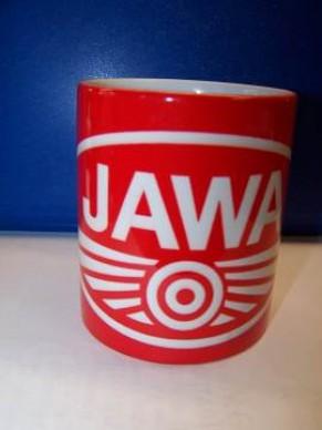 Hrnek s logem Jawa