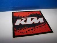 Nášivka KTM