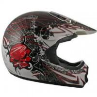 Přilba THH TX-10 Red Skull