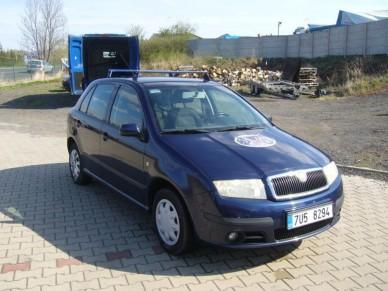 Škoda Fabia 1.2  LPG