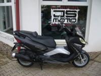 Malaguti Madison R 125 - Black rider /go motoru/