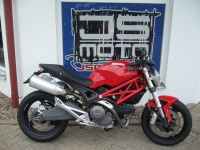 Ducati Monster 696 - prodáno