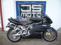 Ducati SS 750 i.e. SuperSport