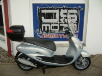 Yamaha XN 125 Teos