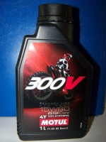 Motul 300V OFF ROAD 15W60 4T