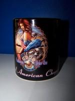 Hrnek s logem Original American Choppers