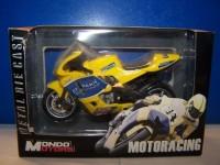 Moto GP žlutá