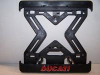 Podložka pod SPZ - Ducati