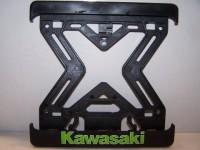 Podložka pod SPZ - Kawasaki