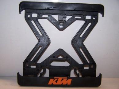 Podložka pod SPZ - KTM