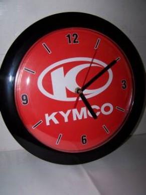 Hodiny s motivem Kymco