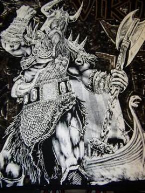 Triko Tobex Viking - Valhalla II