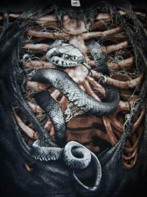Triko Tobex Snake