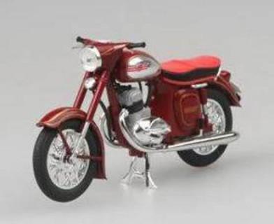 Modely motorek