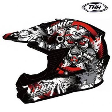 Přilba THH TX-15 Toxic