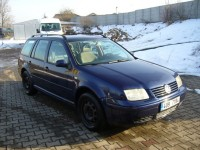 VW Bora 1.9 Tdi combi