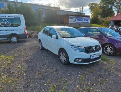 Dacia Logan  2019,klima,čr,odpočet DPH