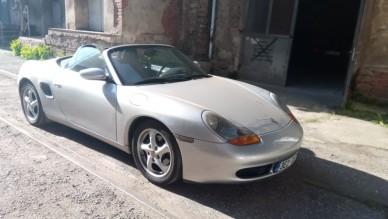 Ojetý automobil Porsche Boxster 2.7 - 220 PS (162kW)