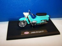 Jawa 50 type 21 Turquoise