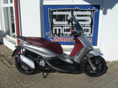 Piaggio Beverly 350i ABS/ASR Sport Touring