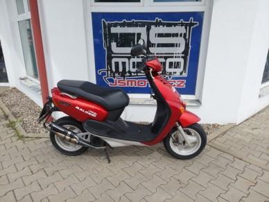 Yamaha Neos 100 2T