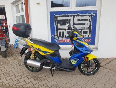 Kymco Super 8 - 125