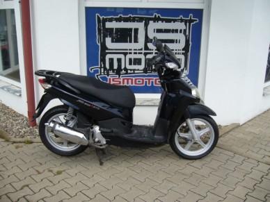 Sym HD 200 I EVO černé