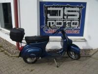Ojetý motocykl Piaggio Vespa 50 special