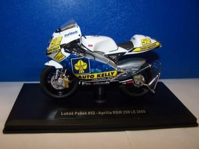 Aprilia RSW 250 LE 2008 Lukáš Pešek
