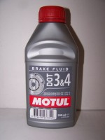 Motul DOT 3 a 4 Brake Fluid