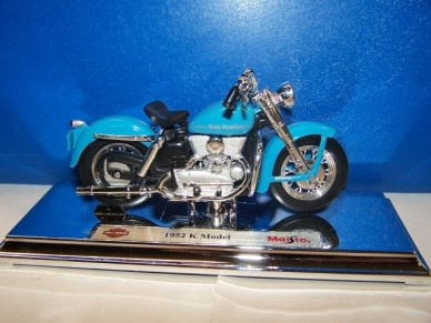 Harley-Davidson 1952 K