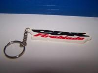 Klíčenka Honda CBR Fireblade - bílá