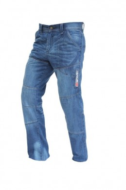 Kalhoty Spark Metro modré