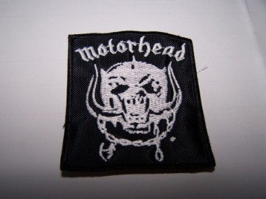 Nášivka Motorhead
