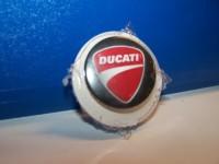Odznak Ducati