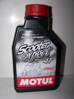 Motul Scooter Expert 10W40 4T