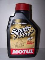 Motul Scooter Power 5W40 4T